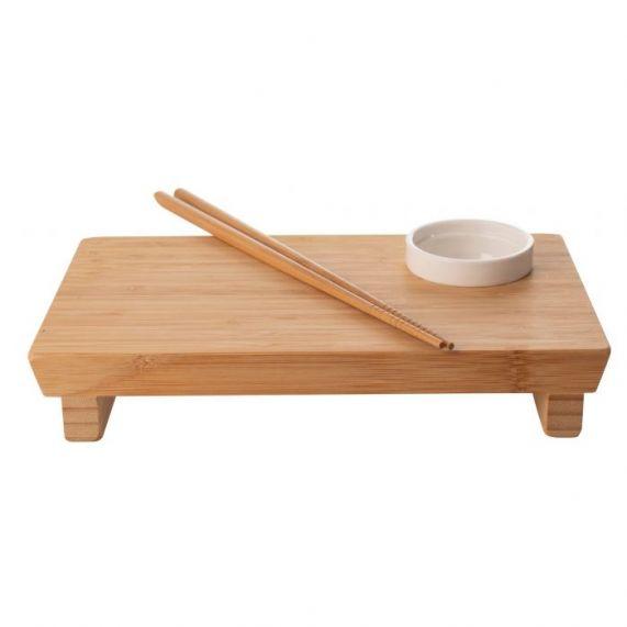 Sushi tray giftset