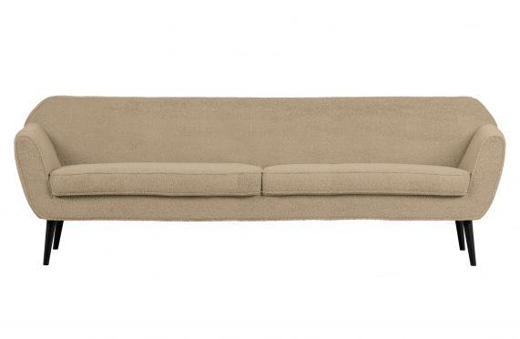 woood Rocco xl sofa 230 cm teddy sand