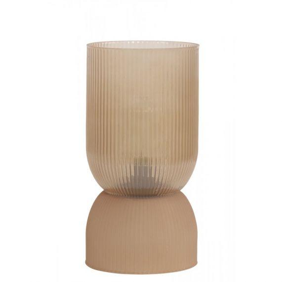 Tafellamp LED Phoebe Perzik
