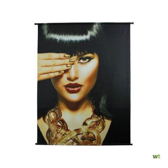 Wanddoek Cleopatra