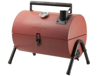 BBQ compacte grill smoker - roker rood