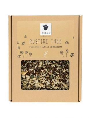 Rustige thee