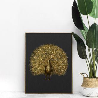 golden pauw Interieur posters | A3