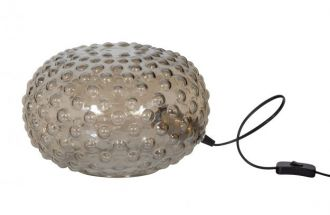 Soap Tafellamp Glas warm groen