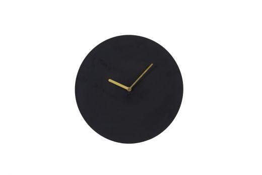 Light & Living Klok Ø30 cm WAIWO mat zwart