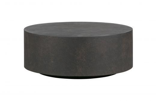 Dean salontafel large betonlook bruin 32xØ80