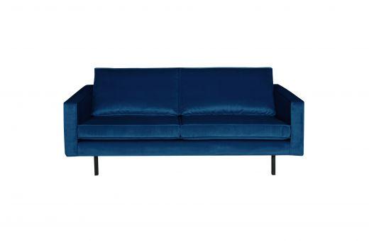 Rodeo bank 2,5-zits velvet dark blue nightshade