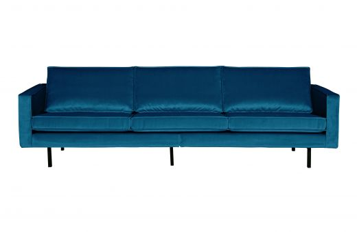 Rodeo bank 3-zits velvet blue