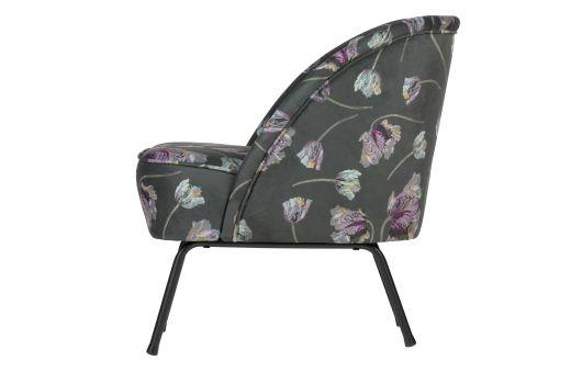Vogue fauteuil fluweel rococo aloË