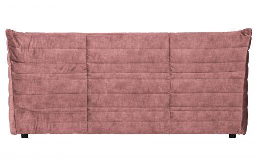 Bag bank fluweel roze