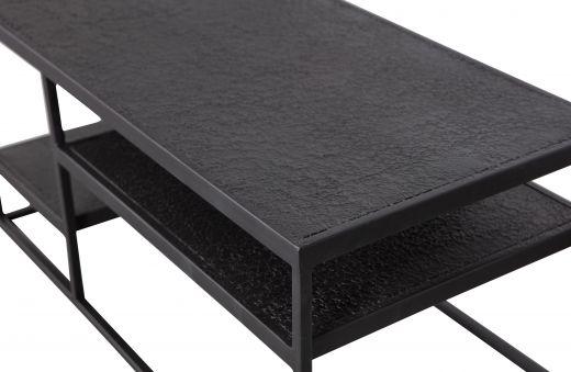 Febe salontafel metaal zwart