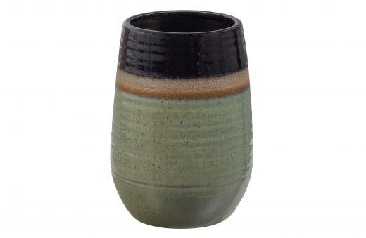 Lava vaas ceramic veggie 28xØ19cm