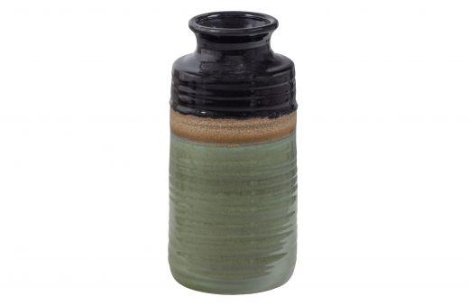 Decennia vaas ceramic veggie 30xØ14cm
