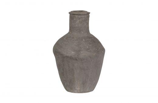 Pompeii vaas paper mache clay
