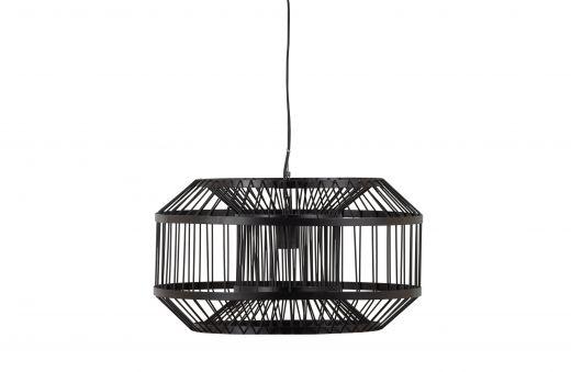 Esila hanglamp metaal zwart