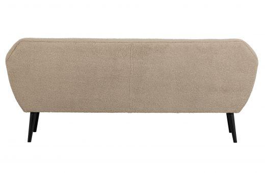 Rocco sofa 187 cm teddy sand