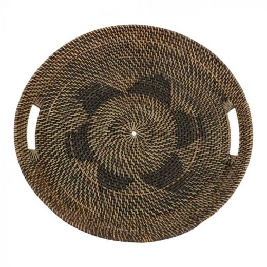 Dienblad bamboe Kali L