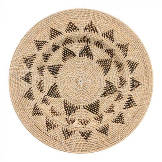 Kom bamboe Tonga XL