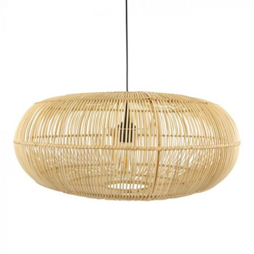 Hanglamp rotan Oliver S