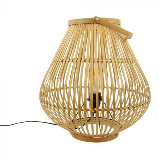 Tafellamp bamboe Finn S