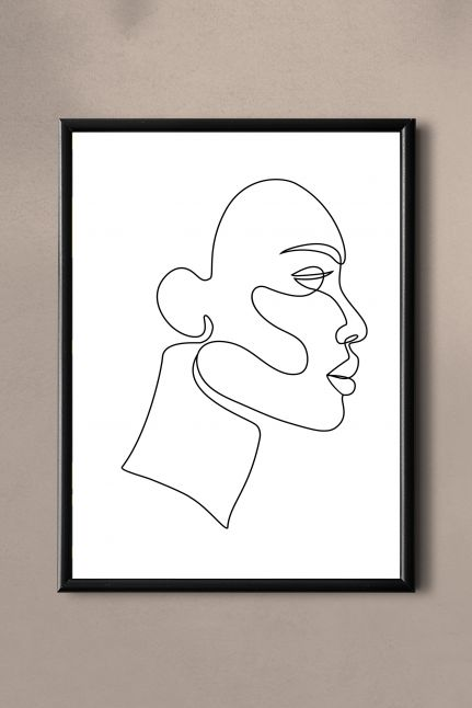 FACE LINE WHITE | a5