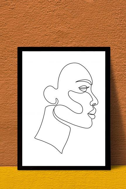Faceline interieur kaart  | A4