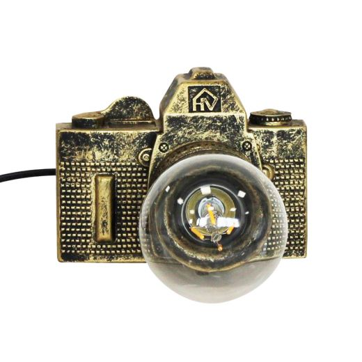 Housevitamine camera baas goud