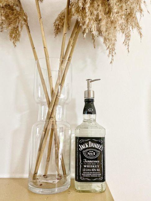 Jack Daniel Zeep fles