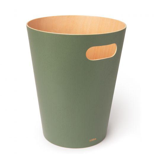 Umbra Woodrow-afvalbak Groen